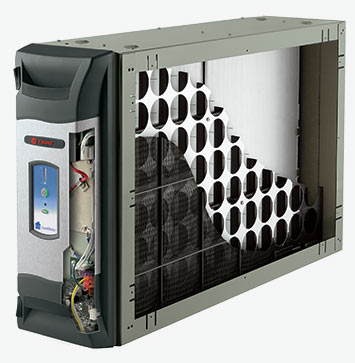 indoor air quality system - trane